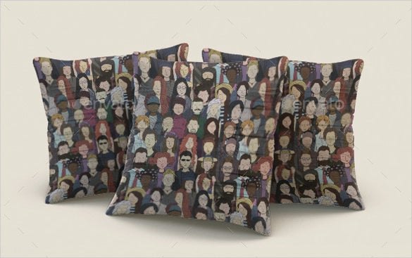 persons pillowcase pattern