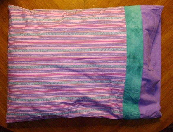 purple pillowcase pattern