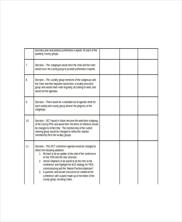 Action-Decision-Log-Template