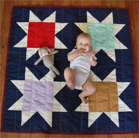 eleanor baby quilt pattern download