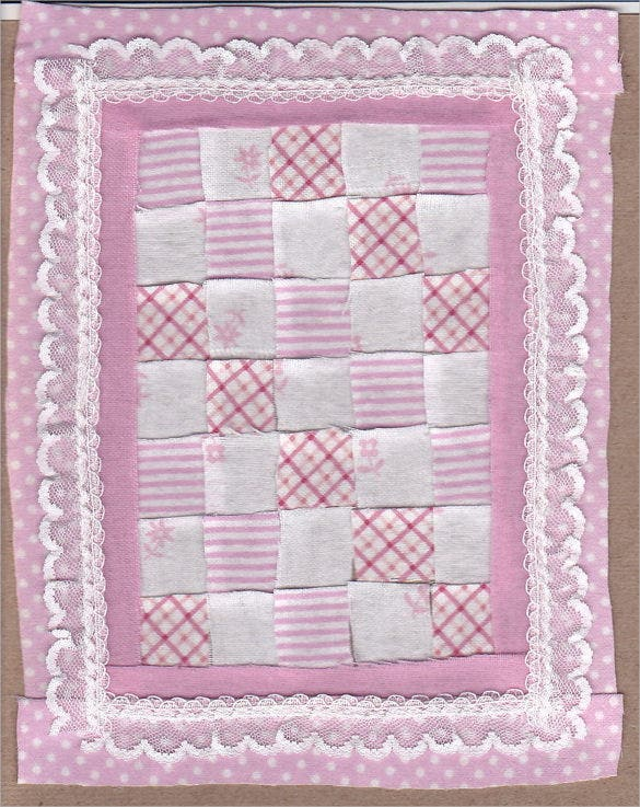 mock baby quilt pattern download