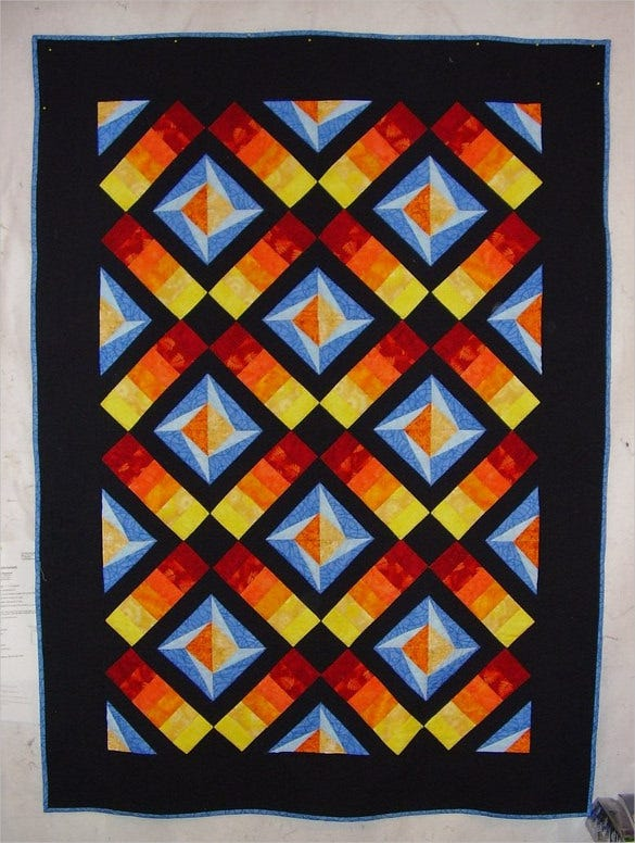 starfire baby quilt pattern download