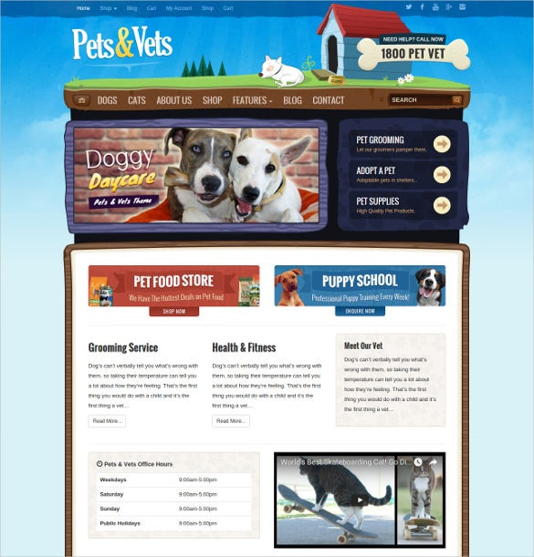 cms templates wordpress templates animal shelter wordpress