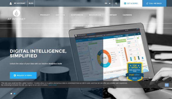 at internets analytics suite for digital intelligence