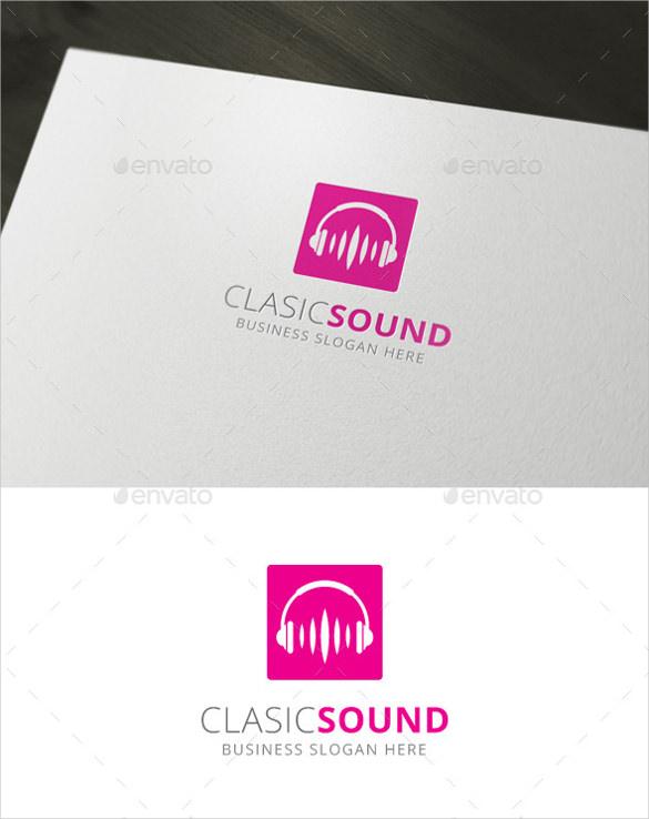 modern music logo download