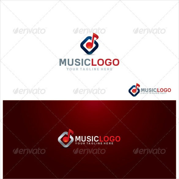 professional music logo download