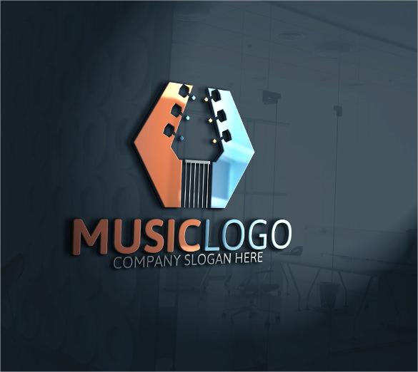 stunning music office logo download