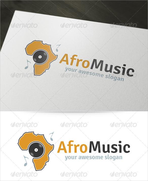 inspired music logo design download
