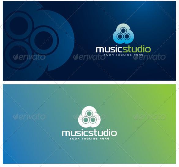transparent music logo download