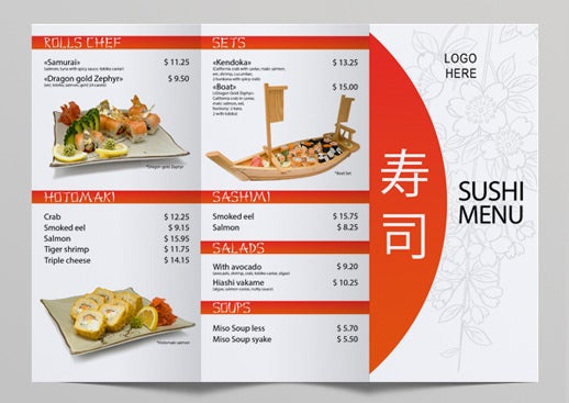 21 Price Menu Templates Free Sample Example Format Download – Sample Cafe Menu Template