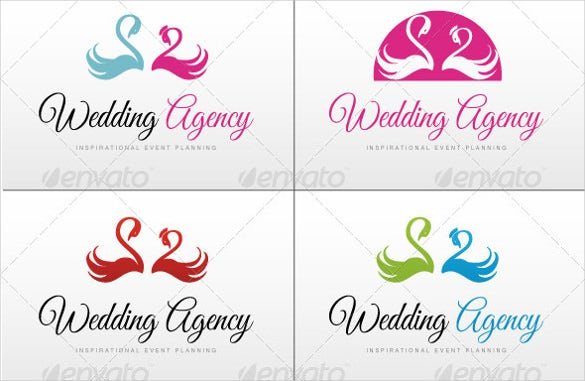 wedding logo template for download