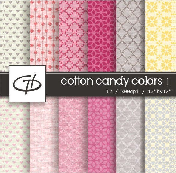 cotton candy color canvas texture download