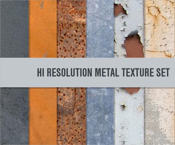 10 free mixed metal texture download