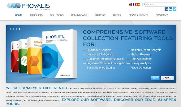 provalis research content analysis tool