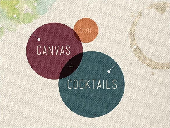 cocktail canvas texture download