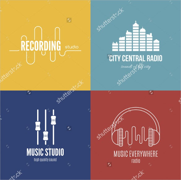 amazing collection of music logo download