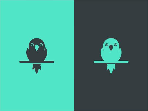 parrot music logo download