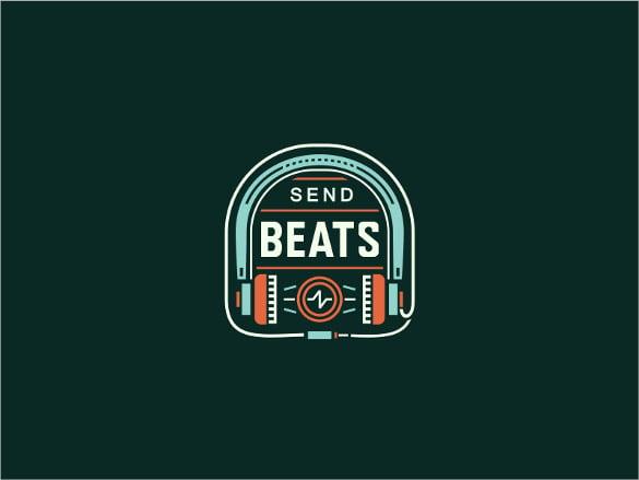 electronic music logo download