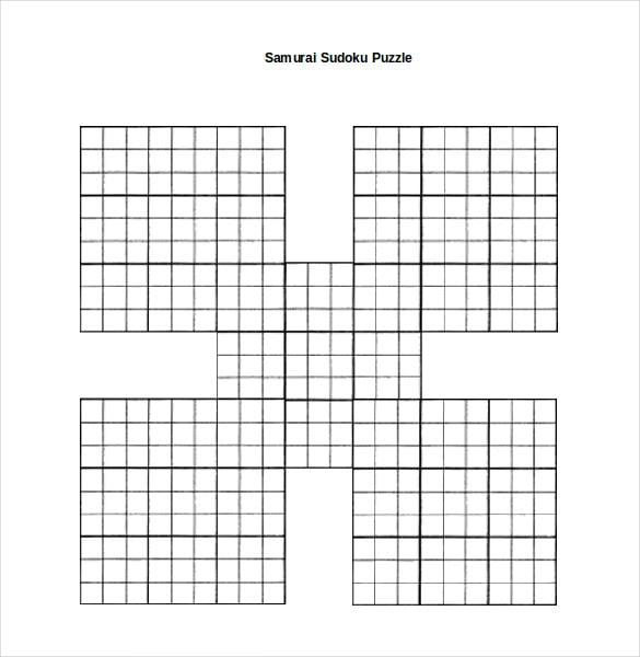 15 word sudoku templates free download free premium templates