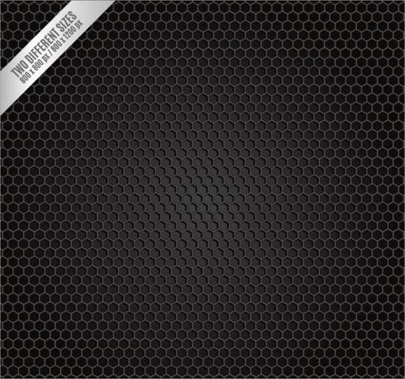 black metal grill texture vector