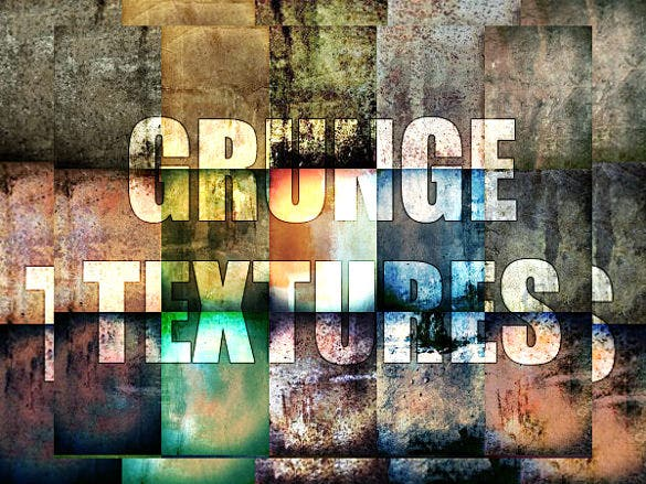 20 grunge texture set free download