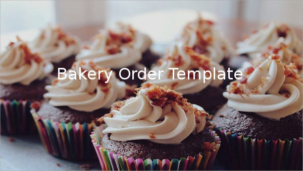 bakery order template1