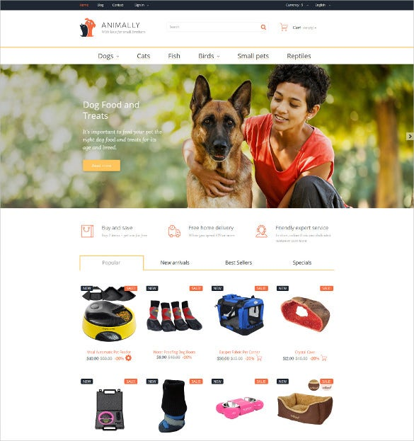 animal pets prestashop theme 139