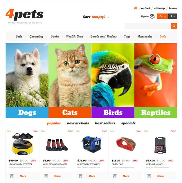 smart animal pets prestashop theme 139