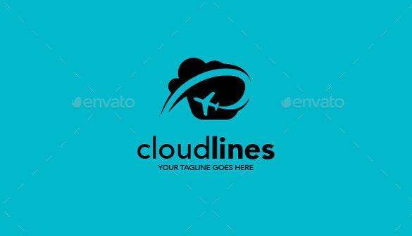 operator airline logo psd download
