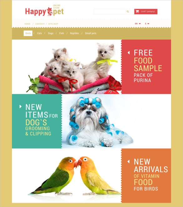 animal pets shopping prestashop theme 139