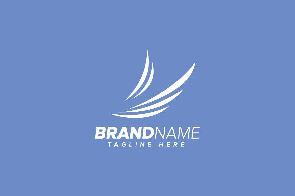 abstract airline logo