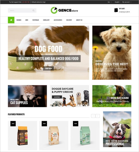 animal pets multi store responsive prestashop theme 70