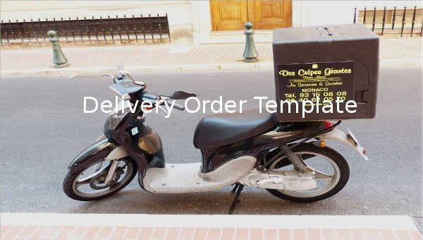 delivery order template1