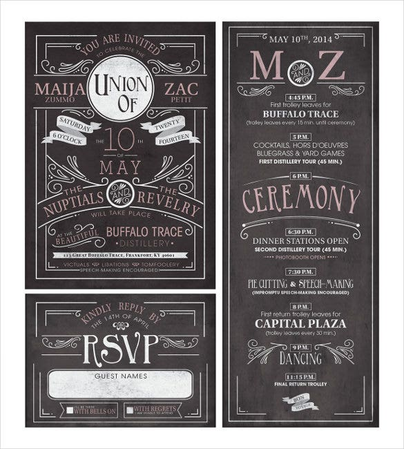 28+ Wedding Schedule Templates & Samples - DOC, PDF, PSD ...