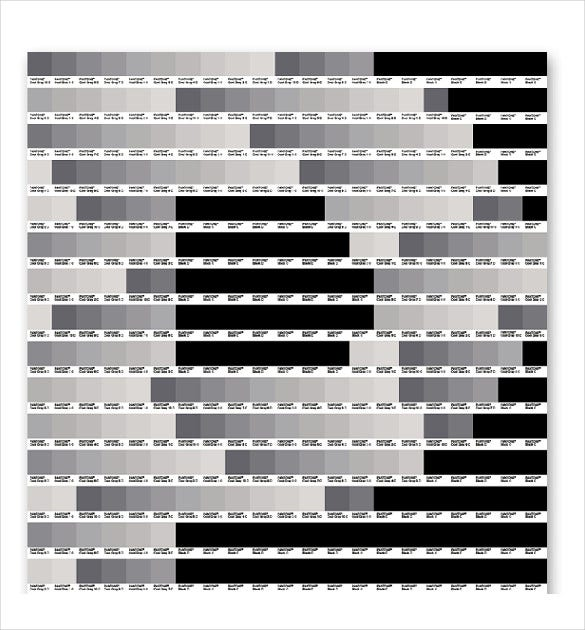 Black Color Chart Images  Reverse Search