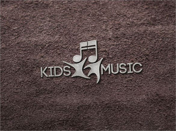 creative music logo download