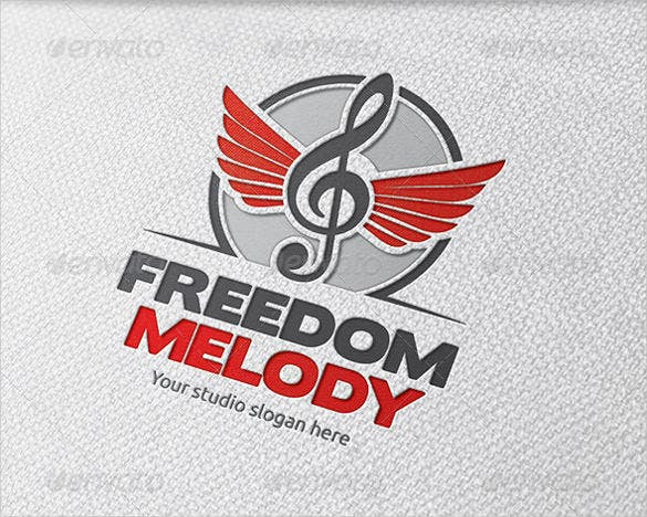 Music Logos u2013 36+ Free PSD, Vector EPS, AI Formats Download : Free ...