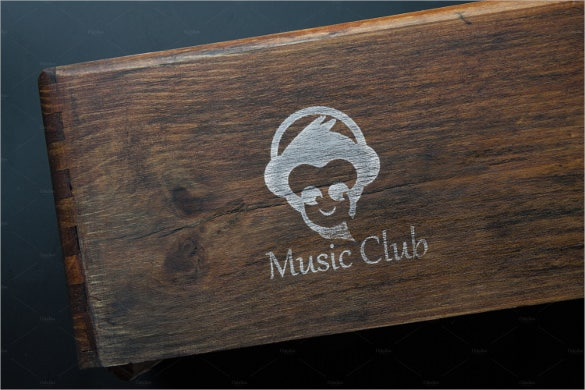 awesome music club logo template