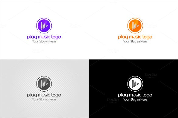 Music Logos – 36+ Free PSD, Vector EPS, AI Formats Download | Free ...