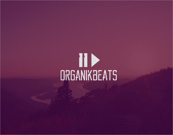 simple downloadable music logo