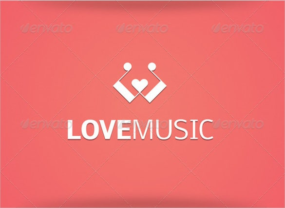 love music logo download