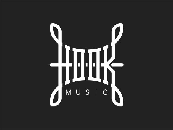 hook music logo download