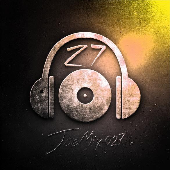 electronik music logo download