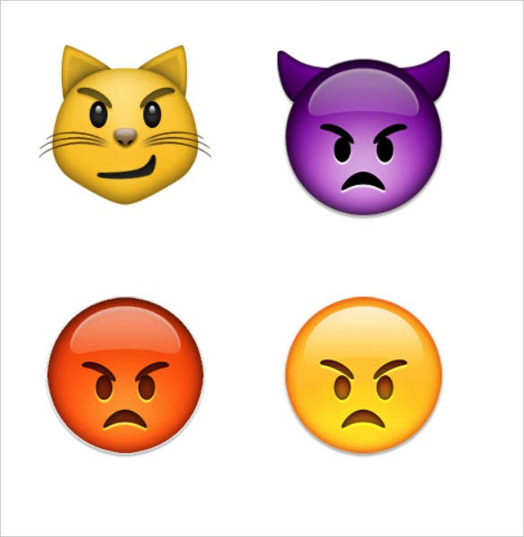 21+ Add Fun to your Chat with these Emoji Pictures! | Free & Premium
