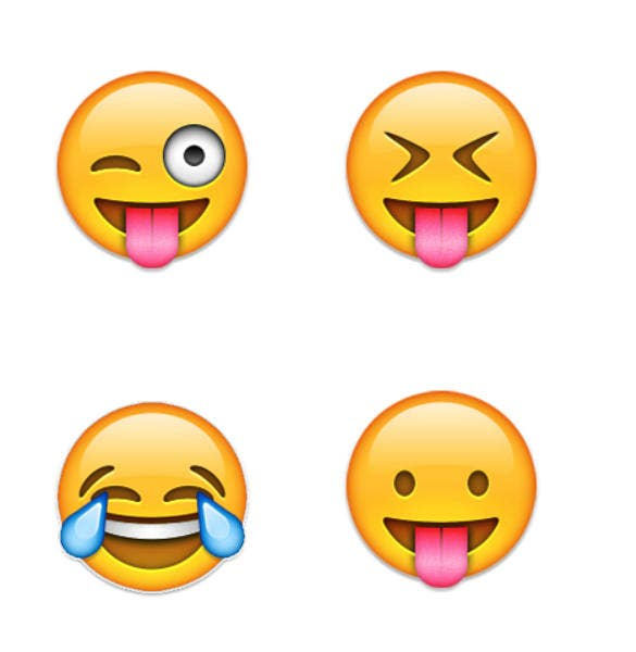 funny emoji face of joy download