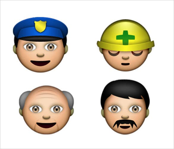 Add Fun to your Chat with these Emoji Pictures