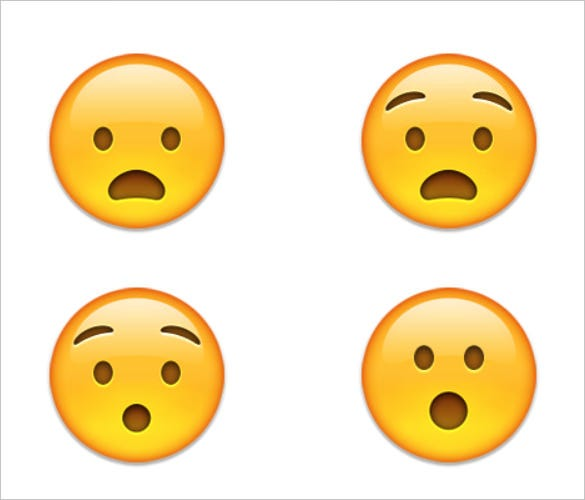 shocking emoji hushed face download