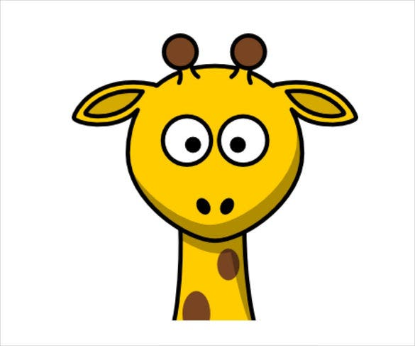 giraffe emoji petition picture download
