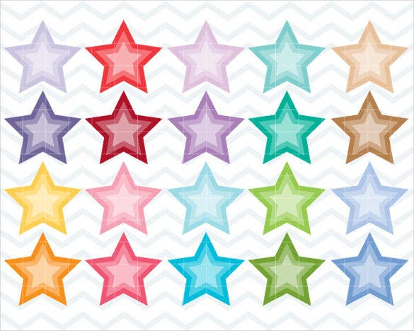 gradient star icon download