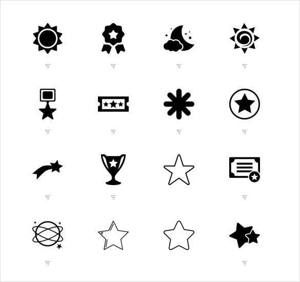 stat icon set free download